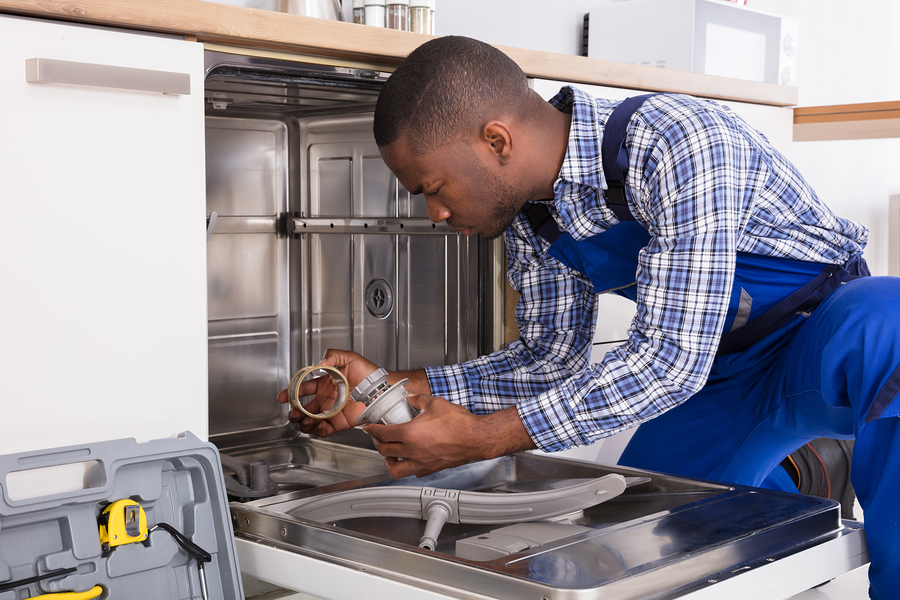 Dishwasher Plumbing Services in North Bay Ontario