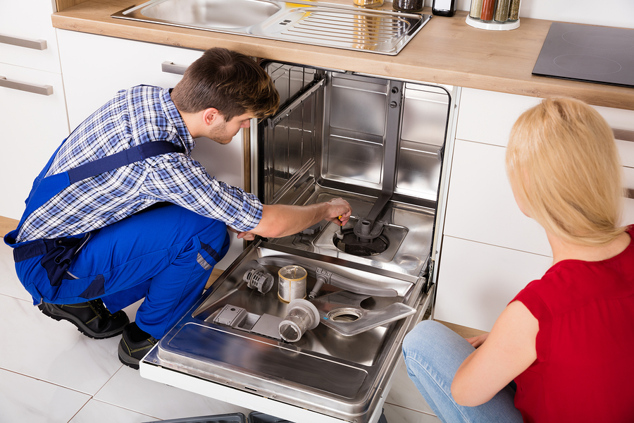 Dishwasher Plumbing Services in North Bay, Ontario