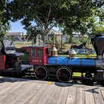 Heritage Railway & Carousel Company in Downtown North Bay