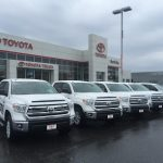 North Bay Toyota in Thibeault Terrace